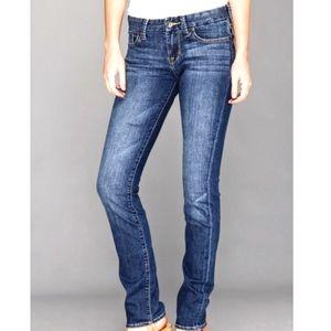 Lucky Brand Lola Straight Jean